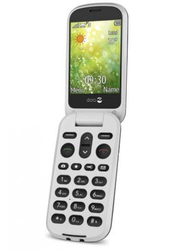 Doro 6050 grey white