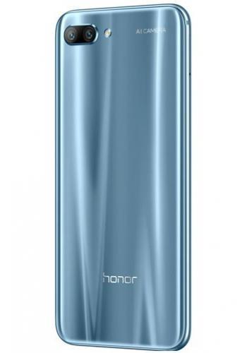 honor 10 Dual-SIM LTE smartphone 14.8 cm (5.84 inch) 2.36 GHz, 1.8 GHz Octa Core 64 GB 24 Mpix, 16 Mpix Grijs