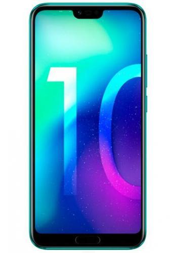 honor 10 Dual-SIM LTE smartphone 14.8 cm (5.84 inch) 2.36 GHz, 1.8 GHz Octa Core 64 GB 24 Mpix, 16 Mpix Groen
