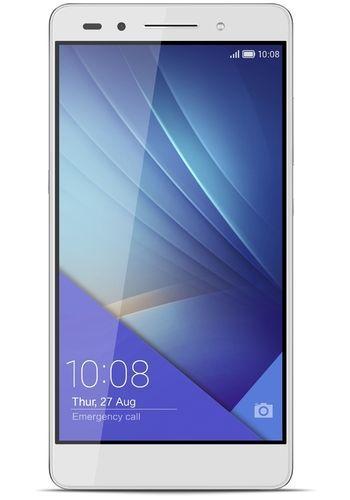 Honor HUAWEI Honor 7 5.2inch FHD EMUI 3.1 3GB 16GB 4G LTE Smartphone Hisilicon Kirin 935 Octa Core 20.0 MP OTG Touch ID-Silver 16GB
