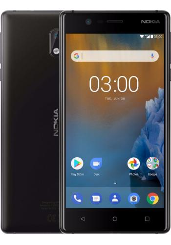 Nokia 3 Single SIM black