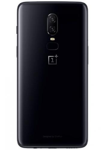 Oneplus Oneplus 6 6.28 Inch 8GB 128GB Smartphone Mirror Black 8GB